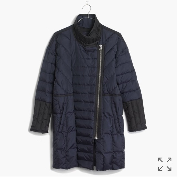 572cc72ad386b Madewell Jackets   Blazers - Madewell Quilted Down Coat